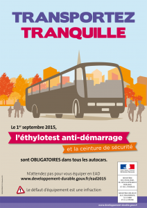 ethylotest anti démarrage obligation au 01.09.15